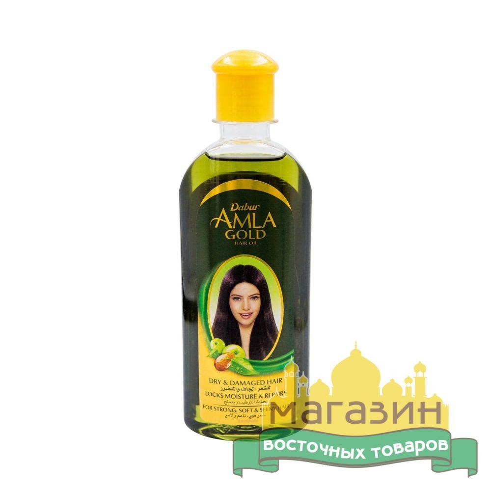 Масло Амла для волос Dаbur Alma Gold