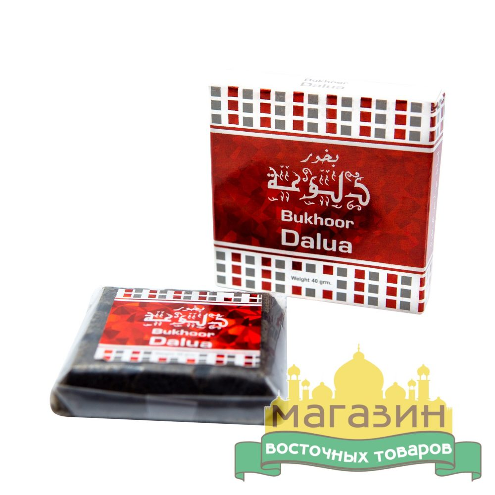 Бахур Bakhoor Dalua Ard Al Zaafaran (40 г)