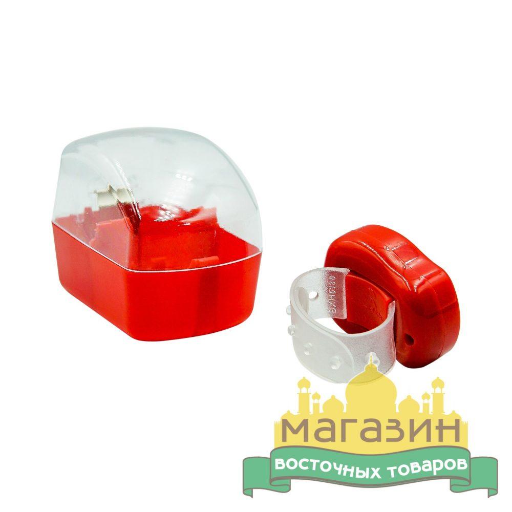 Электронные четки тасбих (красные)