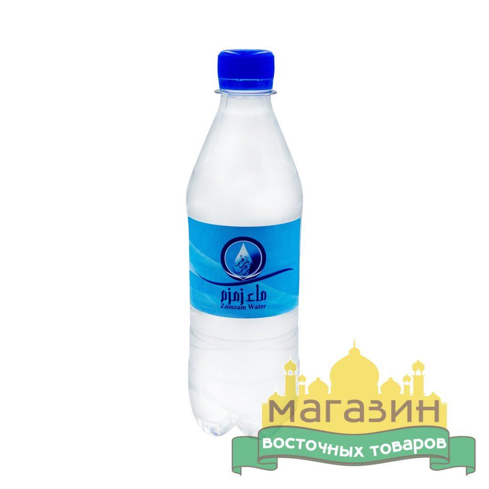 Вода Зам-Зам (500 мл)