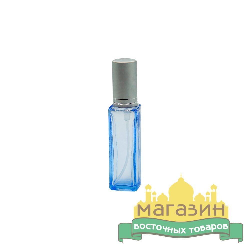 Флакон-спрей стеклянный (12 мл) тара для духов и антисептиков