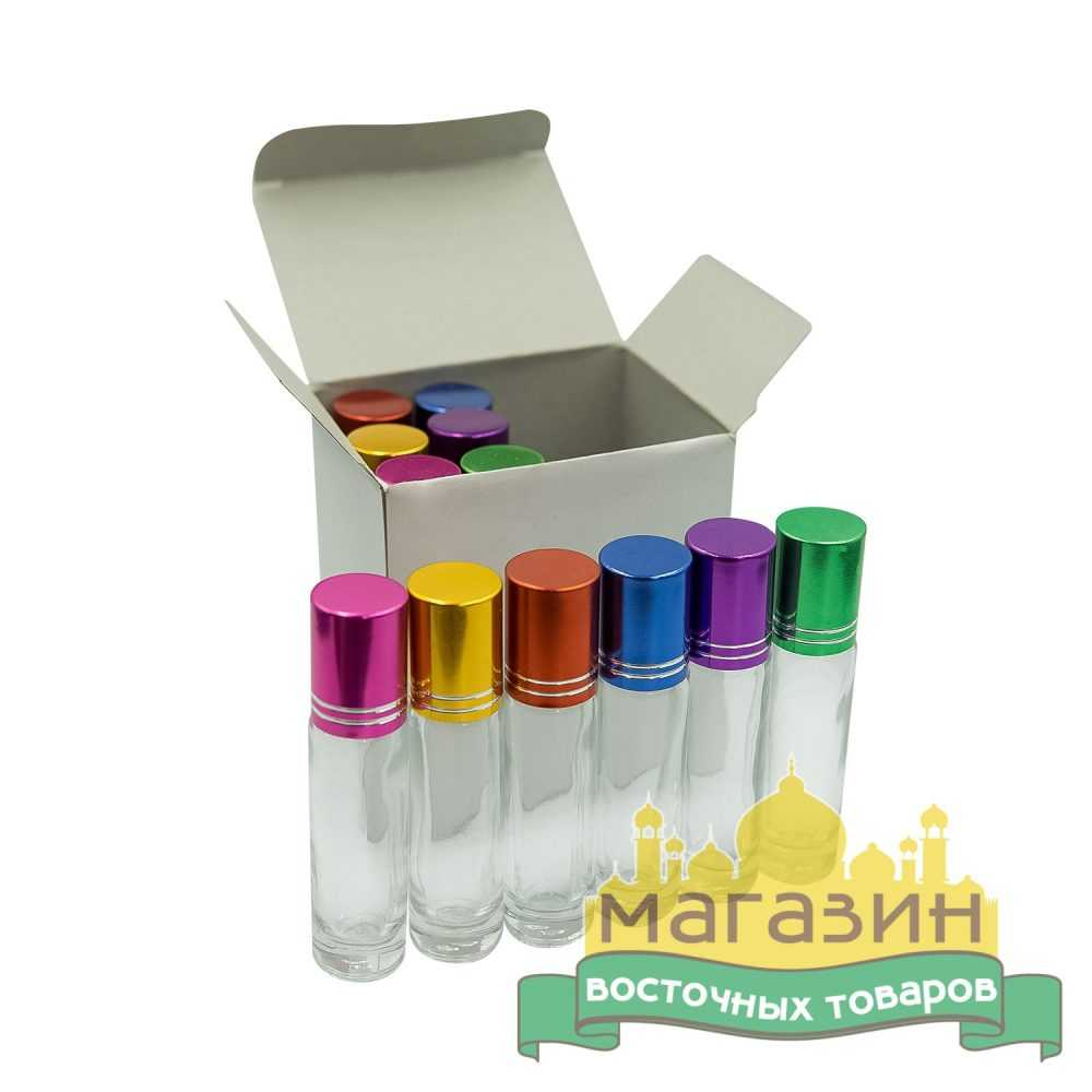 Флаконы для масел стеклянные (8мл)