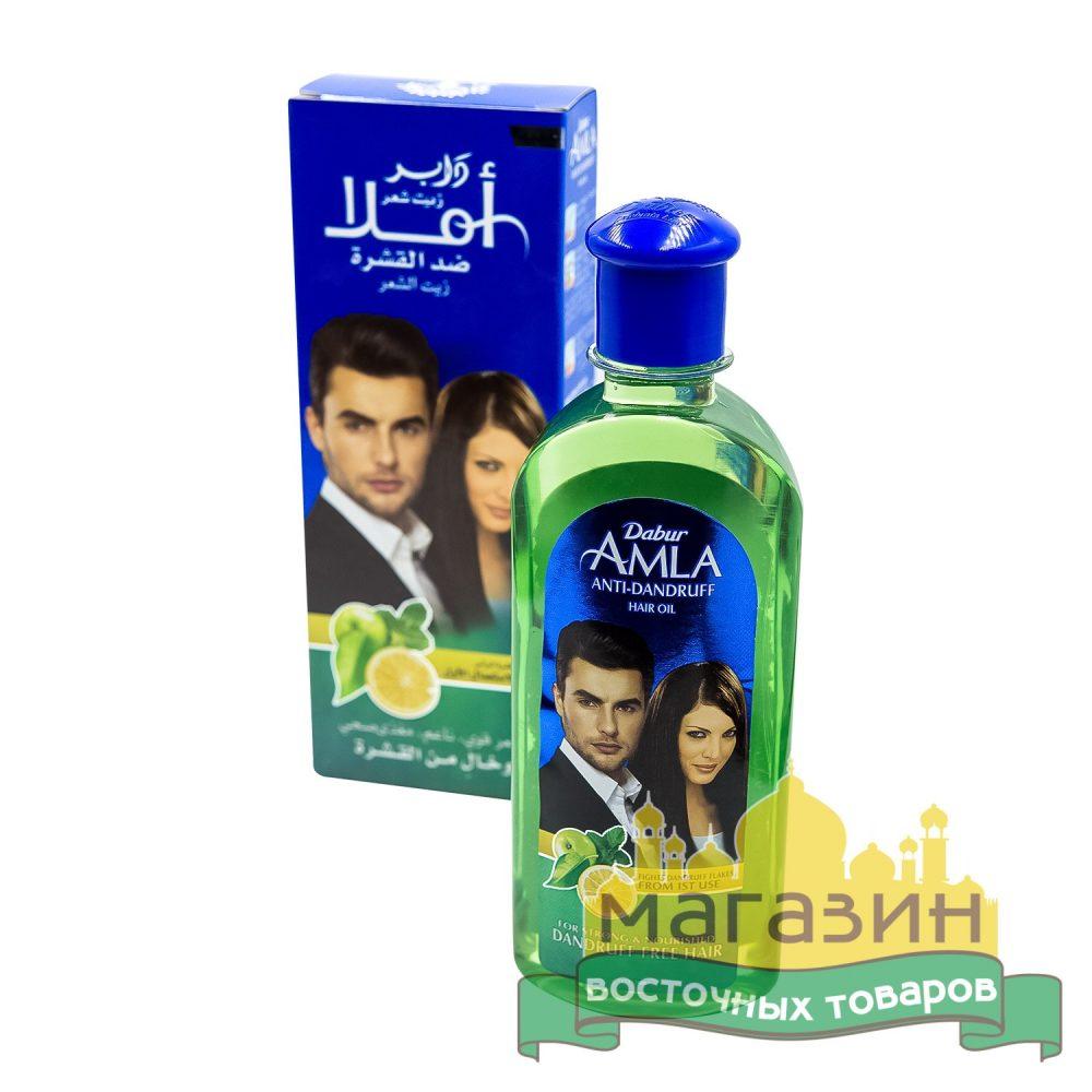 Масло для волос от перхоти Dabur Amla Anti-Dandruff
