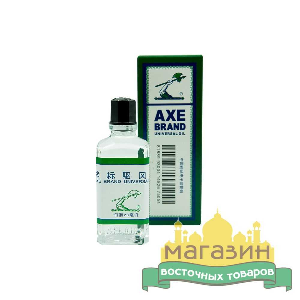 Масло Axe Brand Universal Oil лечебное (28 мл)