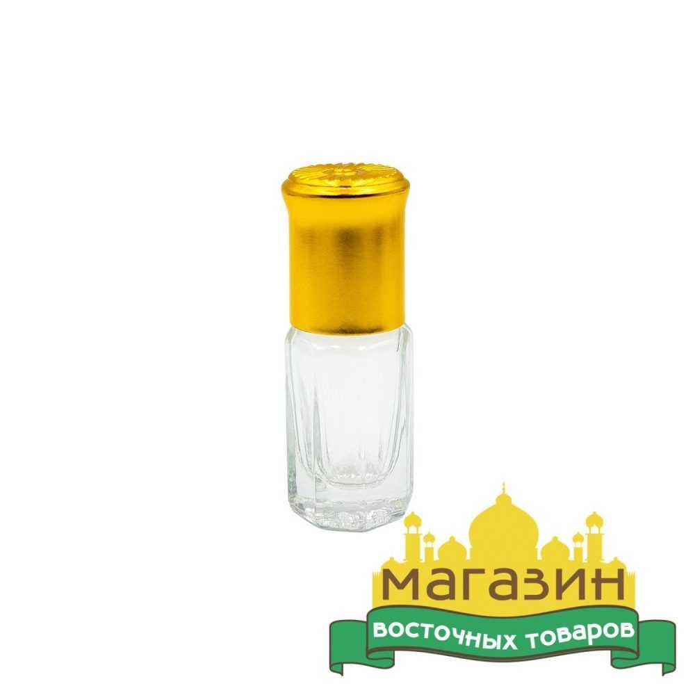 Флакон для духов стеклянный (3мл)