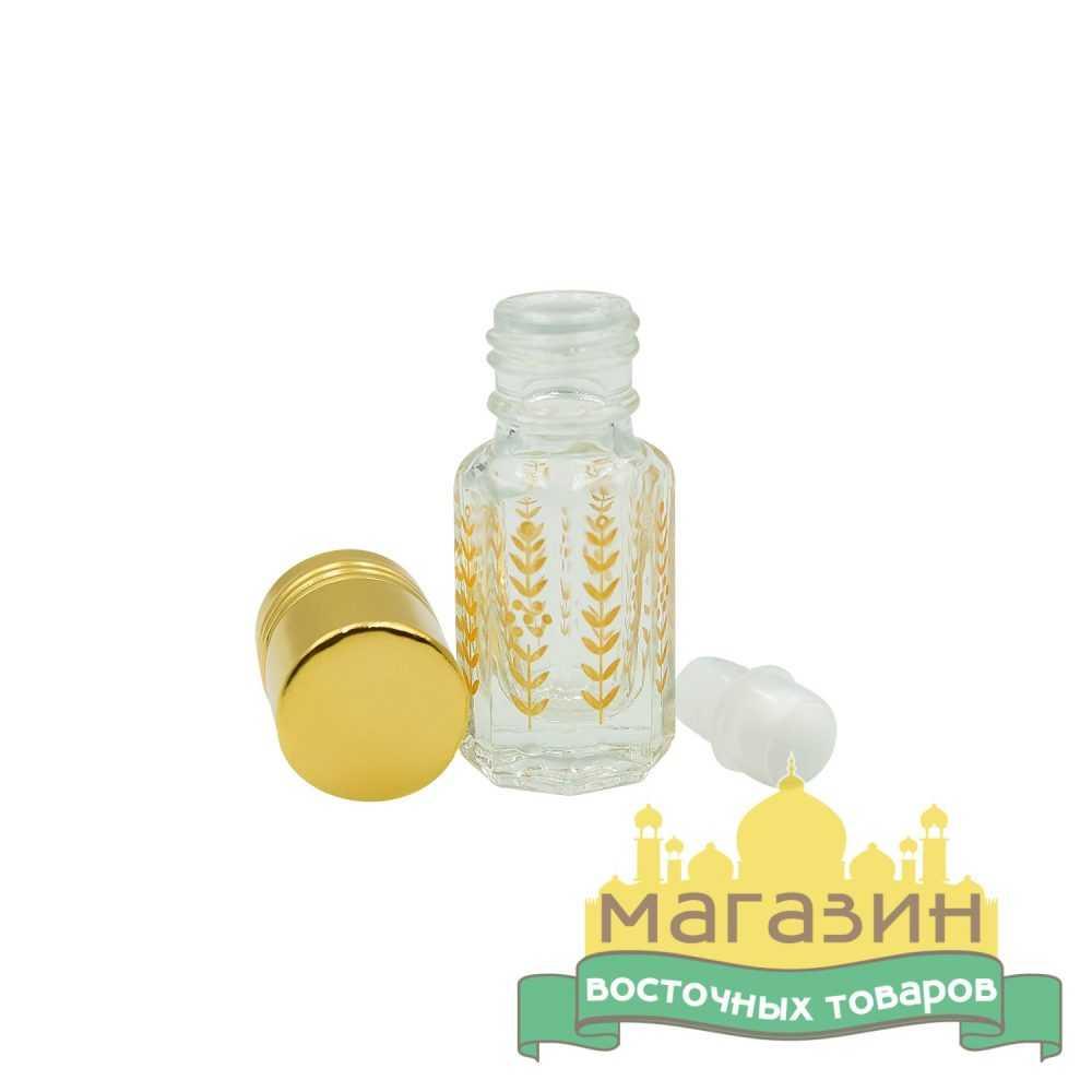 Флакон с принтом (3мл) для масляных духов