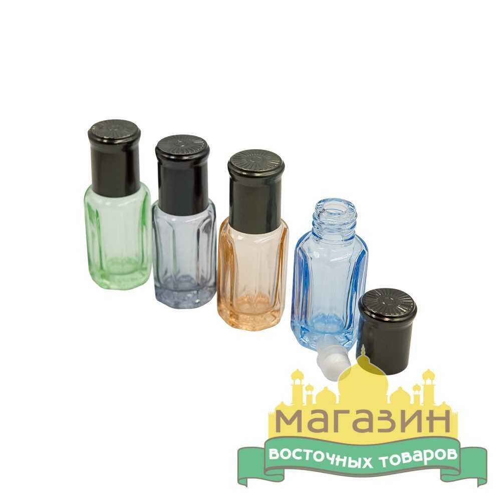 Бутылочки для духов (6мл) ассорти