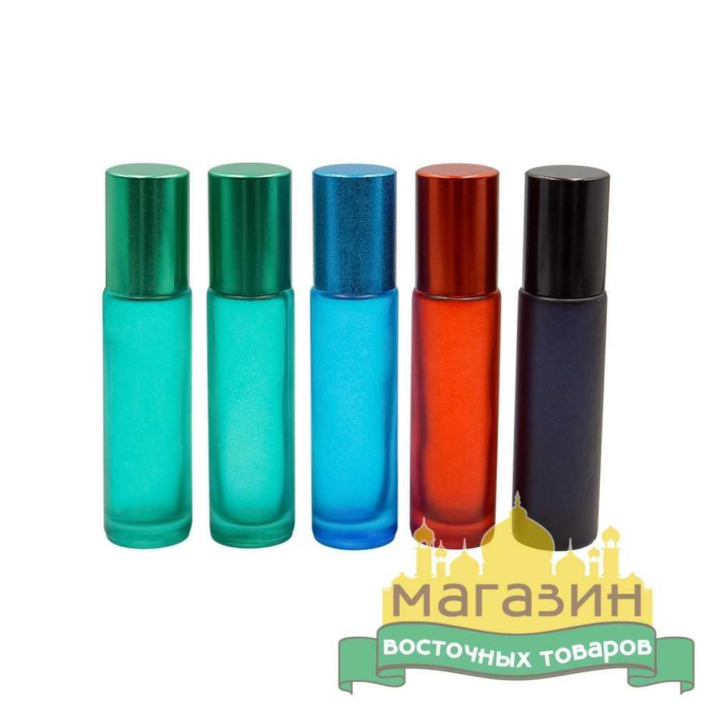 Цветные флаконы для духов (10мл)