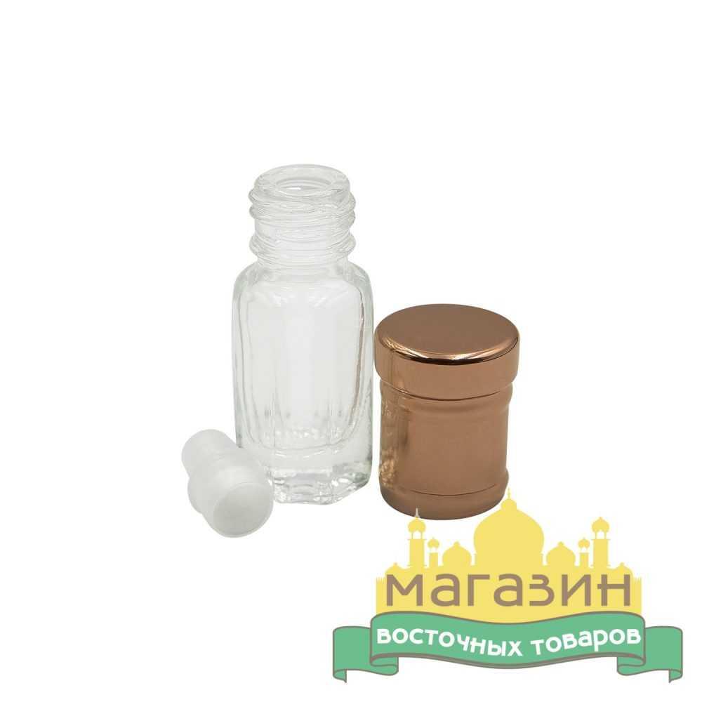 Флакон стеклянный (3мл) для масляных духов
