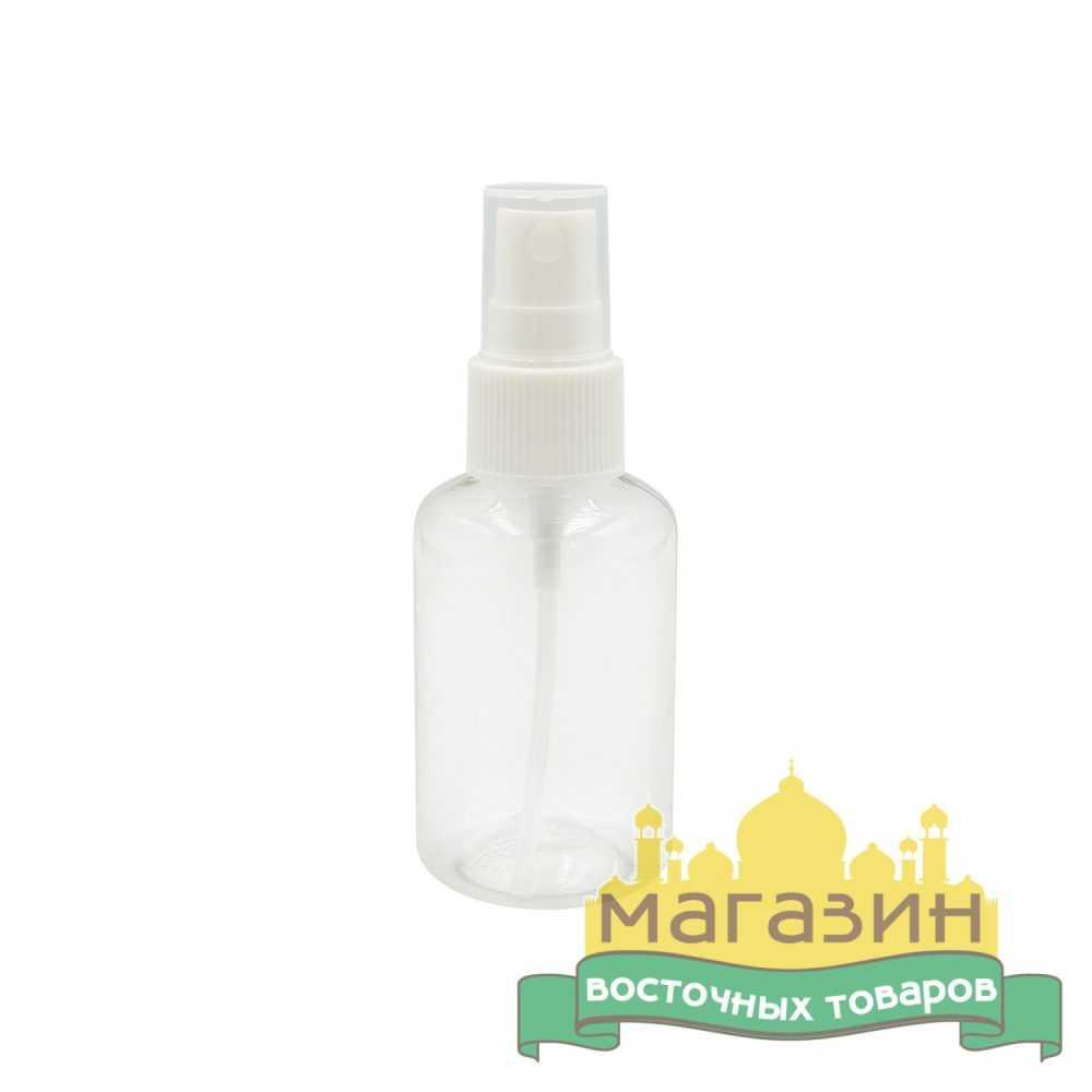 Флакон-спрей для жидкости (50 мл)
