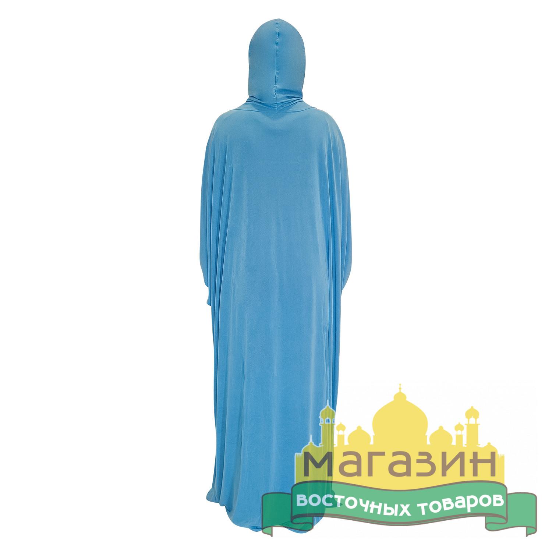 Платье для намазов (голубое)