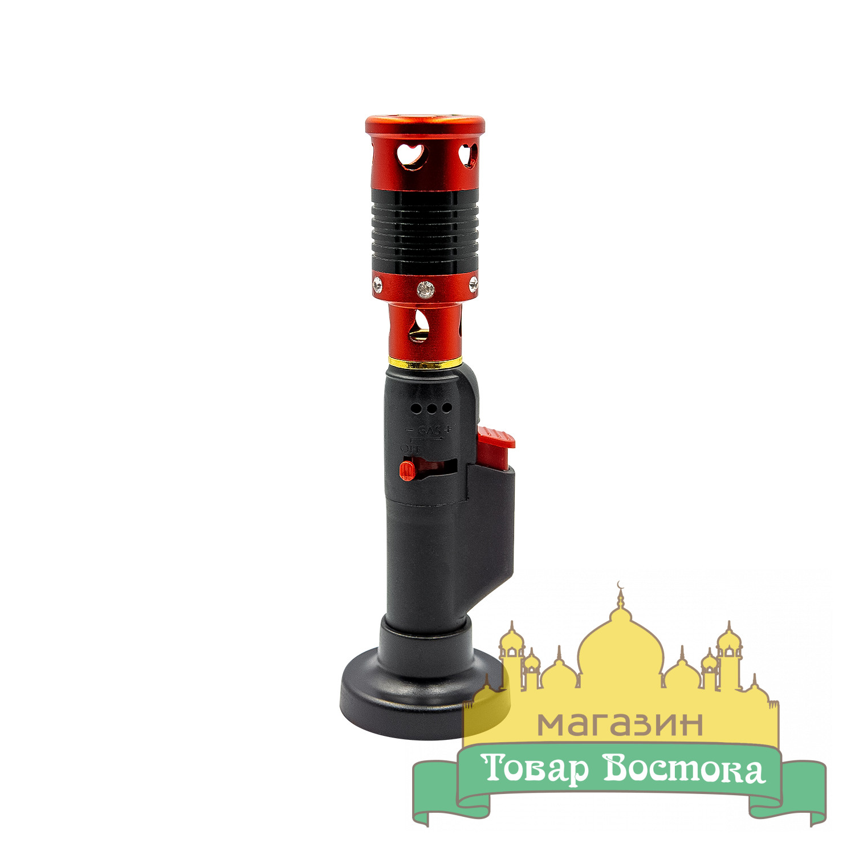 Мини-бахурница портативная (красная) газовая